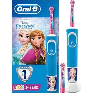 Oral-B Vitality Kids Frozen Eltandborste