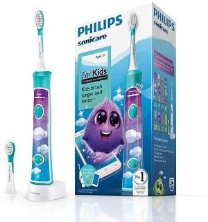 Philips Avent HX6322/04 Sonicare For Kids Eltandborste