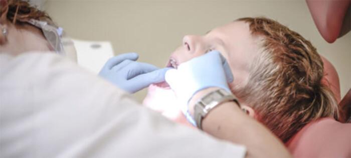 Tandvårdsrädsla barn