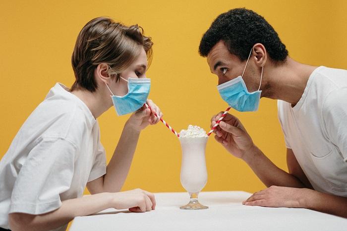 Milkshake är dålig för munhälsa